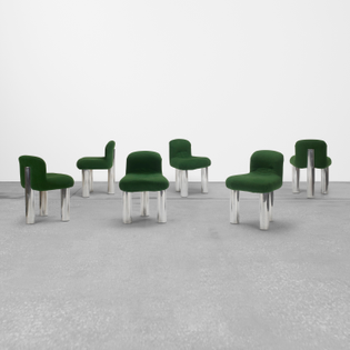 Cini Boeri — Botolo rolling chairs
