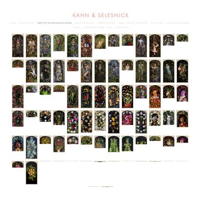 Tarot of the Drowning World — KAHN & SELESNICK