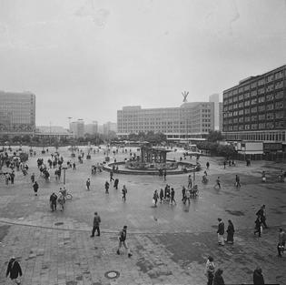 Alexanderplatz, 1966