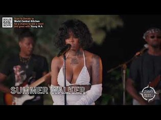 Summer Walker - No Idea [Don Toliver Cover] (live) - YouTube