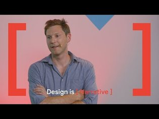 Design is [Narrative] - Behind Every Good Design is a Story