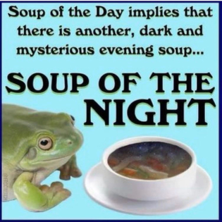 Soup of the night