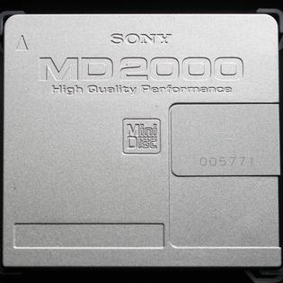 Sony MiniDisc (MDW742)