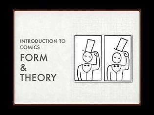 A Lecture on Scott McCloud's Understanding Comics