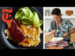 How to Cook Salmon With Crispy Skin   Eric Kim   NYT Cooking