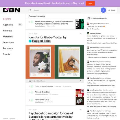 Explore - Design Business Network
