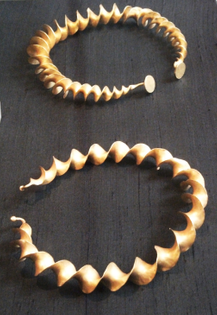 Stirling Hoard Torc from Bronze / Iron age