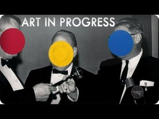 Abstract Artist John Baldessari | Art in Progress | Reserve Channel