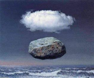 René Magritte | Clear ideas, 1958