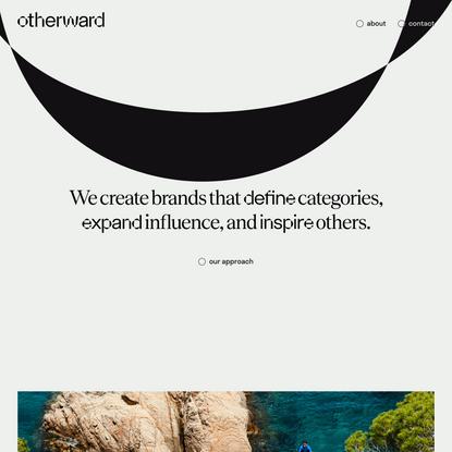 Otherward – Brand Design Agency