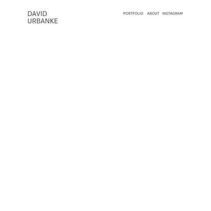 DAVID URBANKE