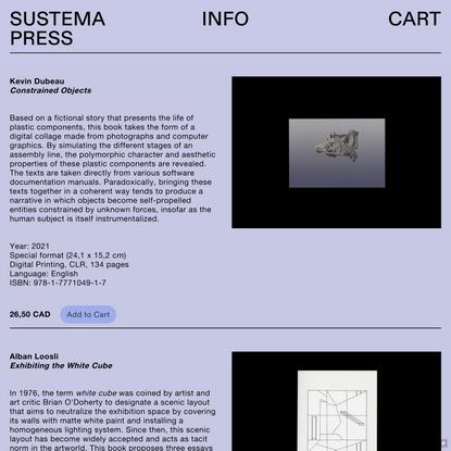 Sustema Press
