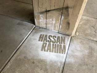VCUarts Graphic Design | Hassan Rahim Objects + Methods Lecture