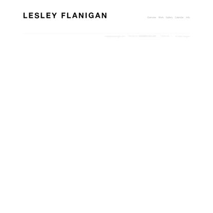 Lesley Flanigan