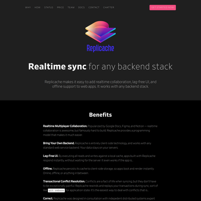 Realtime Sync for Every Application