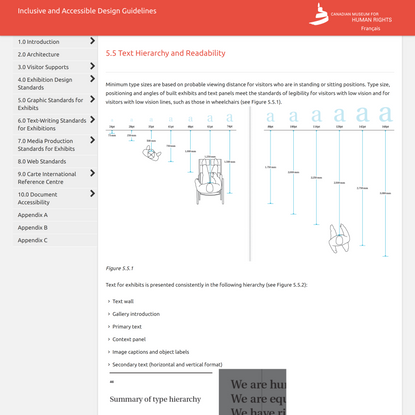 Inclusive and Accessible Design Guidelines