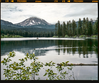 Lassen Volcanic National Park | Mamiya 7ii | FujiFilm Pro 400H