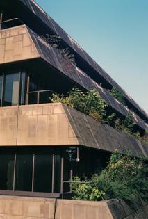 Abandoned Pyramid [Minolta XE-1, TD Rokkor 45mm f/2.8, Superia 400]