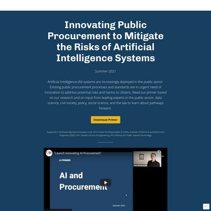 aiprocurement.org