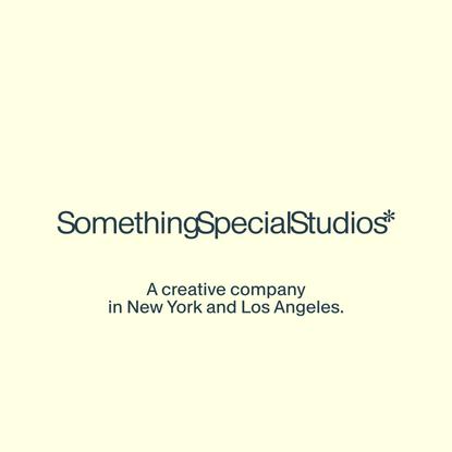 Something Special Studios