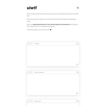 uiwtf