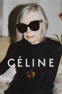 Joan Didion for Céline (by Juergen Teller)