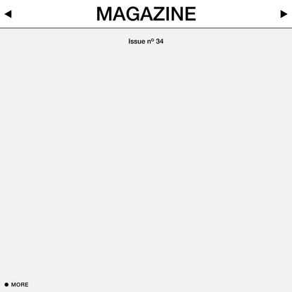 Magazine — FANTASTIC MAN