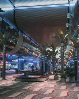 Terminal 2, McCarran Intl Airport, Las Vegas (1986)