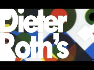 The Book's Undoing: Dieter Roth's Artist's Books