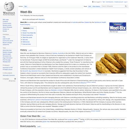 Weet-Bix - Wikipedia