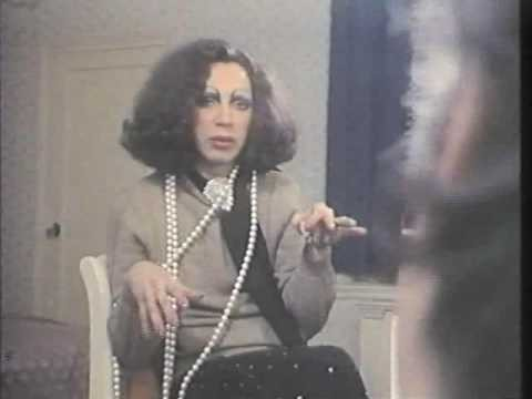 Interview with Warhol star Holly Woodlawn.