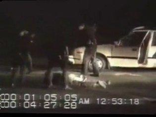 Rodney King beating enhanced