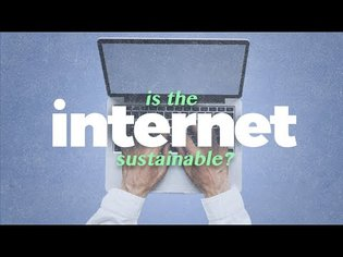 Is the Internet bad for the environment?