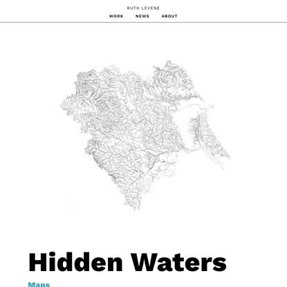 Hidden Waters (Maps)