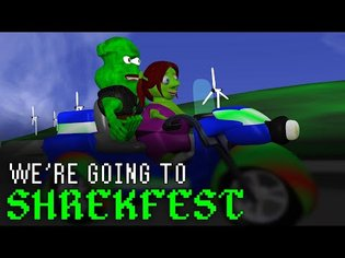 Shrekfest Online - 9.11.2021 (ft. Ratboy Genius)
