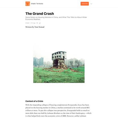 The Grand Crash