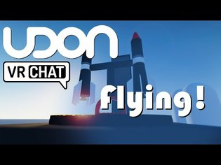 Basic Flying   VRChat Udon Tutorial