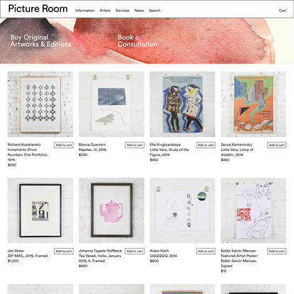 Picture Room