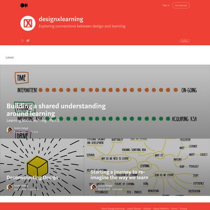designxlearning – Medium