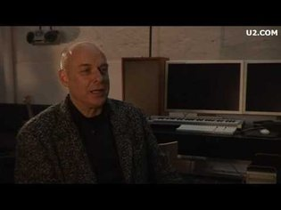 Brian Eno talks about Moment Of Surrender
