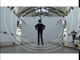 Bernhard Leitner, 'Spiral-Raum' 1973/2008.