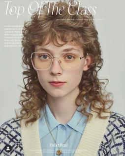 Anna Brunius for Vogue Scandinavia.