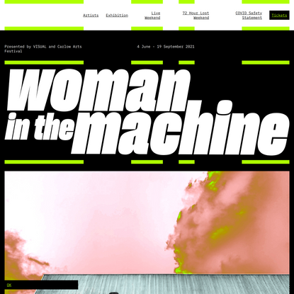 Woman in the Machine