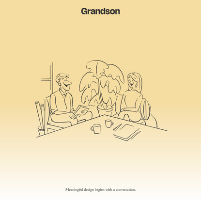 Home | Grandson. A Design Studio