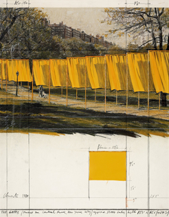 Christo and Jeanne-Claude, The Gates, 1979-2005
