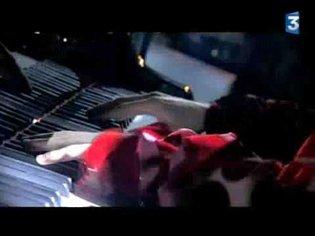 """Tigran Hamasyan Aratta Rebirth - """"Falling"""" - french TV, 04 mars 2009"""