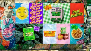 Wholly Veggie Wild Posting