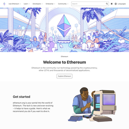 Home   ethereum.org