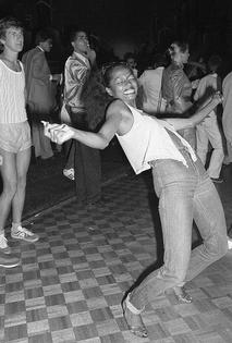 Diana Ross, Studio 54, NYC, 1979