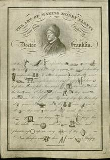 Benjamin Franklin, The Art of Making Money Plenty in Every Man's Pocket (1817)